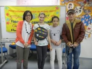Поездка в Японию по программе обмена. весна 2015